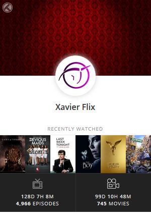 Trakt.tv Profile